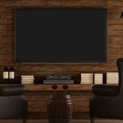 Singletrack Electric Home Theatre Media Rooms